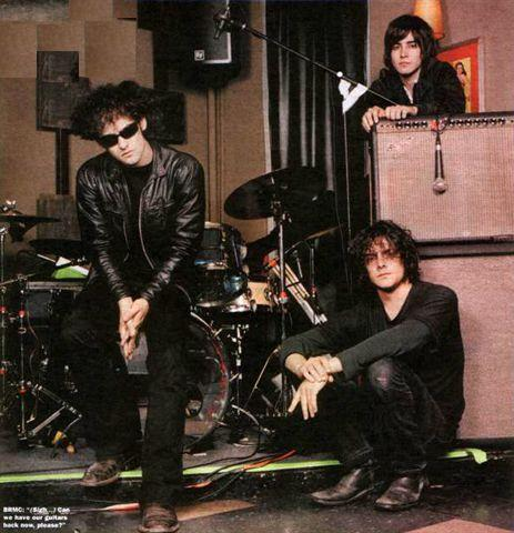 Фото B.R.M.C. (Black Rebel Motorcycle Club)