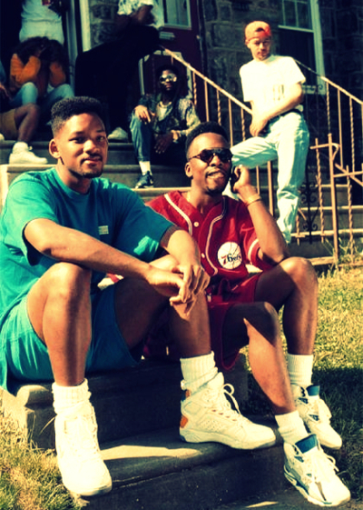Фото Jazzy Jeff And The Fresh Prince