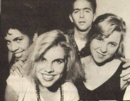 Фото Throwing Muses