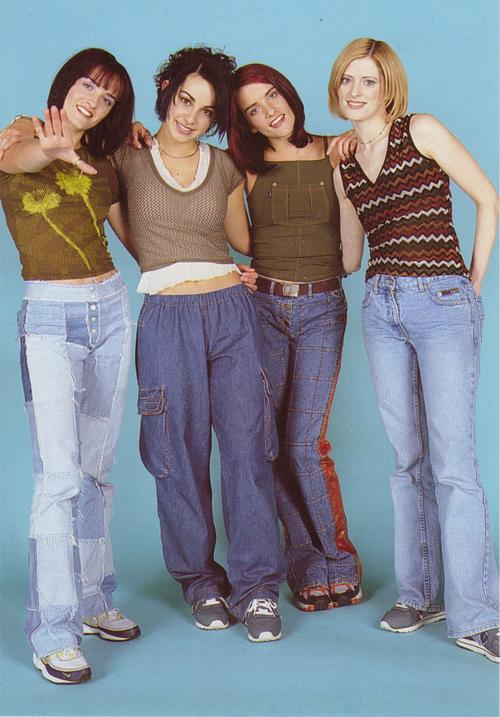 Фото B-witched