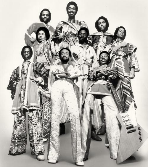 Фото Earth Wind And Fire