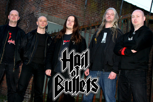Фото Hail Of Bullets