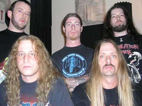 Фото Malevolent Creation