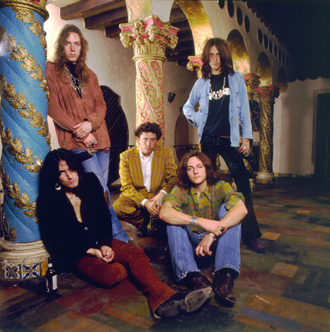 Фото Black Crowes