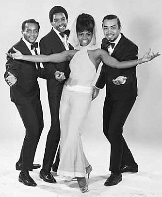 Фото Gladys Knight And The Pips