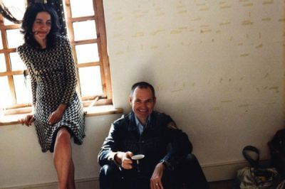 Фото John Parish & PJ Harvey