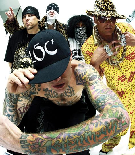 Фото Kottonmouth Kings
