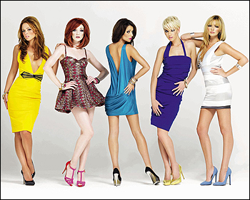 Фото Girls Aloud