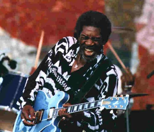 Фото Luther Allison