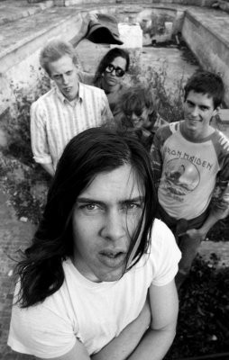 Фото Butthole Surfers