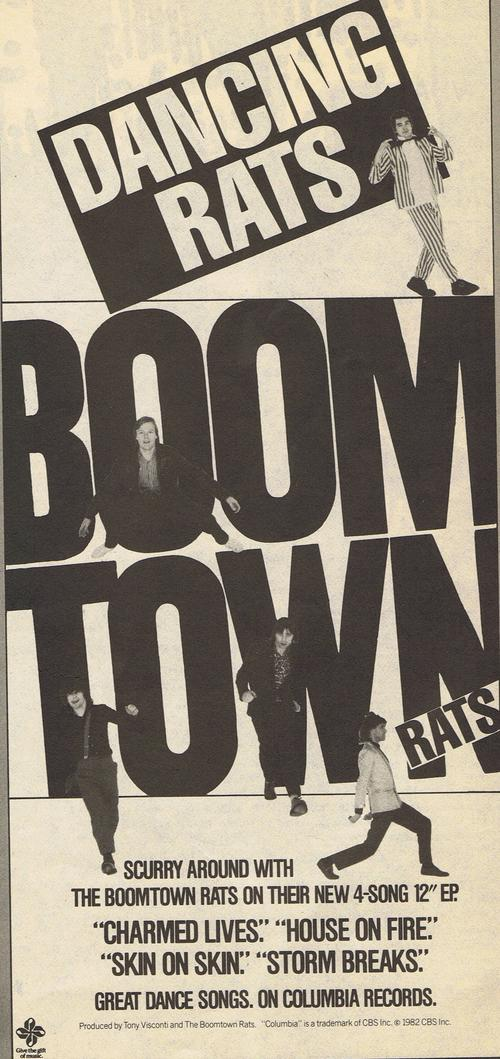 Фото Boomtown Rats