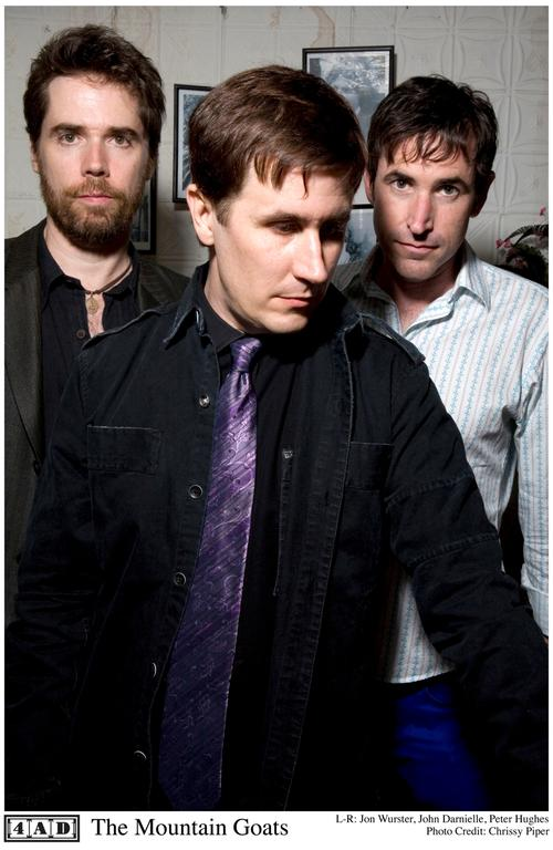 Фото Mountain Goats