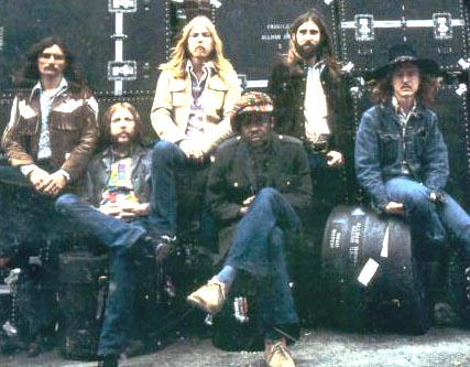 Фото Allman Brothers Band