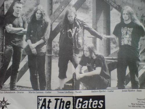 Фото At The Gates
