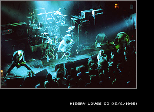 Фото Misery Loves Co.